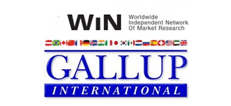 Member of GIA and WIN The WIN/Gallup International is the leading association in market research and polling.